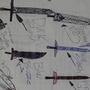 Swords 4 by HANK10003