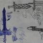 swords 19 by HANK10003