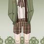 Aidan - Uniform by SolitaryAgent