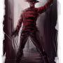 Freddy krueger by FASSLAYER