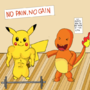 Another Take on a Pokemon Gym by PaintBoxHero