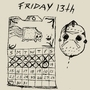 Friday 13th by Zalows