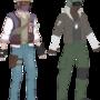 2 survivors by veselekov