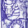 Dragon by runeite
