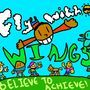 Fly Without Wings! by bluemustard2