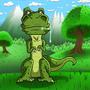 Dinosaur by Rennis5