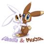 Vanilla & Mocha by silverblazebrony