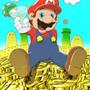 Super Mario Bros Fanart by Nihonjorge