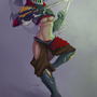 Female zed by Cenaf