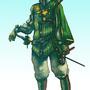 Musketeer Link by Brakkenimation