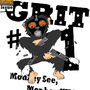 GRIT - Issue 1 - Cover by oldmanorange