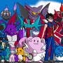My pokemon Y team...part 1 by Ryoma-Hechizen