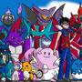 My pokemon Y team...part 1