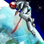 Space Ninja by BazookaBonsai