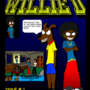 Willie D Comic Book by WillieD891