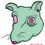 Rat by Rhol