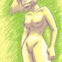 nude study by leakyduck