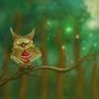 Nerdy Owl by laisita