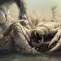 Agressive fauna by Cenaf