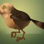 Harpy fellow by Jaona