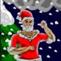 The new Santa by DIWAKAR