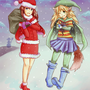 Merry Christmas 2013 by lilHeart