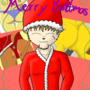 Merry Christmas! <3 by FableiiiArt