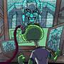 Mad Scientist by leakyduck