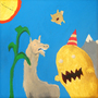 Monster, Llama, and Owl Party