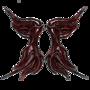 Evil Wings Tattoo