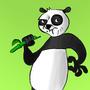 Panda by FirefistEsko