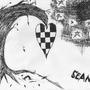 Checkered Heart Tree by ShampooNinja