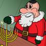 Jewish Santa by Mevmillion