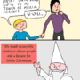 The truth about Santa Claus by AnkhClock