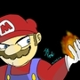 Mario, is here. by CombatByrd