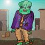 Alien Merchant by Rhol