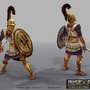 3D game character: General by sanhueza