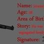 Character: Jeramey Dalkins