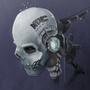 Cybernetic Skull by NPCWolf