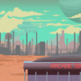 City Concept by sirhenrystudios