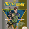 CliffNotes on Metal Gear cover
