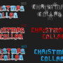 Christmas Collab 2013 Logo by Cyberdevil