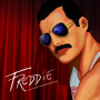 Freddie Mercury by Rivasov