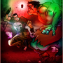 The Great Exploding Hulk by Bassomen
