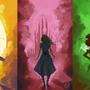 Alice In Wonderland by Syringes