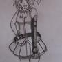 Inori Aizawa Fan Art! by MrMasakiHat