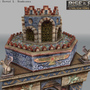 3D Game Model: Persian Temple