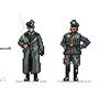 World War II figures by UltimoGames