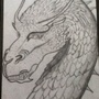 Eragon characters/ Saphira by 00Isabel00