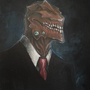 The Honorable Judge K`Nirrgla by Paxilon